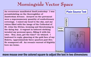 Morningside Vector Space image
